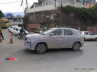 MG India SUV