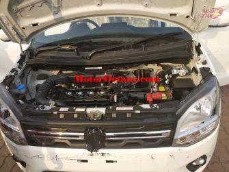 Maruti Wagon R 2019 Engine
