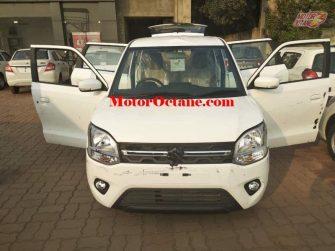 Maruti Wagon R 2019 Front