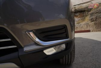 Nissan Kicks fog lights