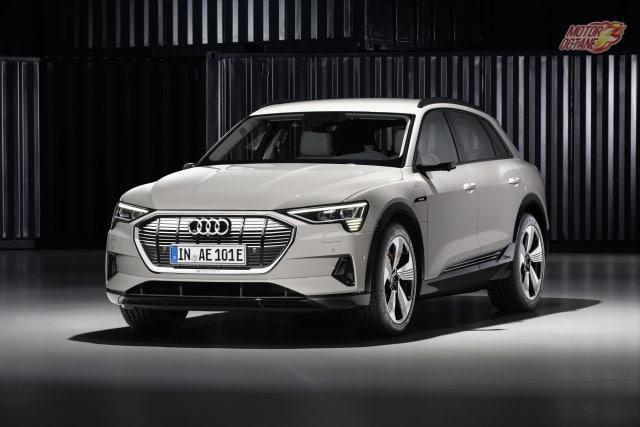 2019 Audi E-Tron India