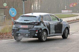 Ford EcoSport 2020 rear