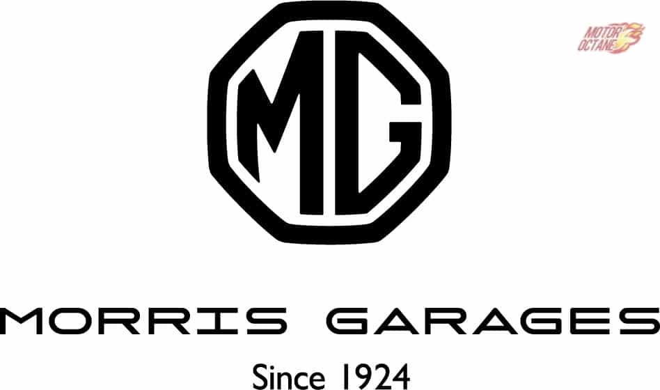 MG Logo Hector
