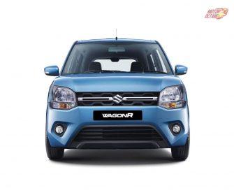 Maruti Wagon R 2019 Front 2