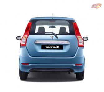 Maruti Wagon R 2019 Taillights