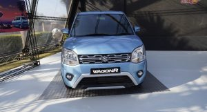 Maruti Wagon R Cross