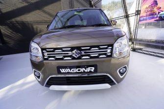 Maruti Wagon R 2019 bumper