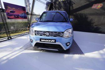 Maruti Wagon R 2019 grille