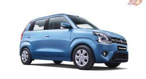 Maruti Wagon R 2019 headlight
