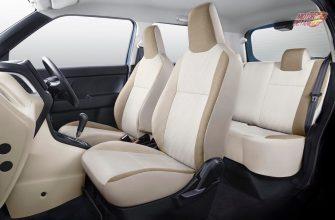 Maruti Wagon R 2019 interior