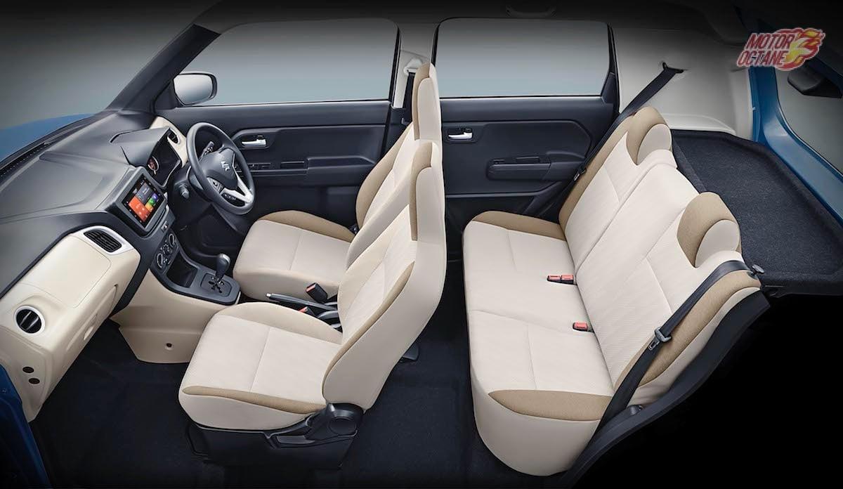 maruti suzuki wagonr  launch price design specifications interior