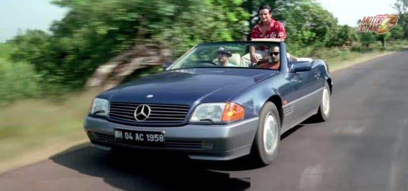 Mercedes-Benz-300-SL-convertible-Dil Chatta Hai