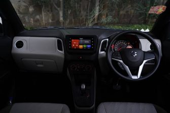 Maruti Wagon R 2019 review intrior