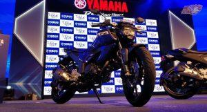 Yamaha FZ-S V3 ABS