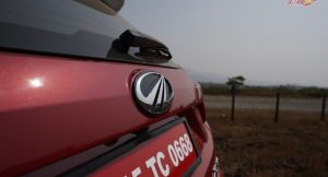 Mahindra XUV300 badging