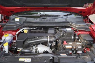 Mahindra XUV300 engine