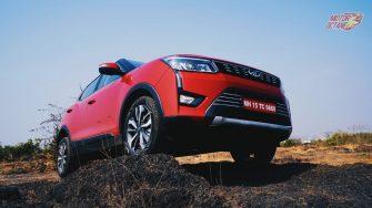 Mahindra XUV300 front
