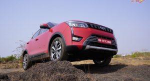Mahindra XUV300 ground clearance