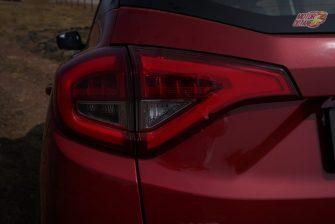 Mahindra XUV300 taillights