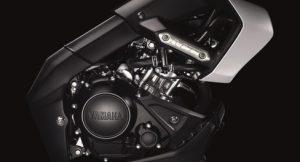 Yamaha MT-15 engine