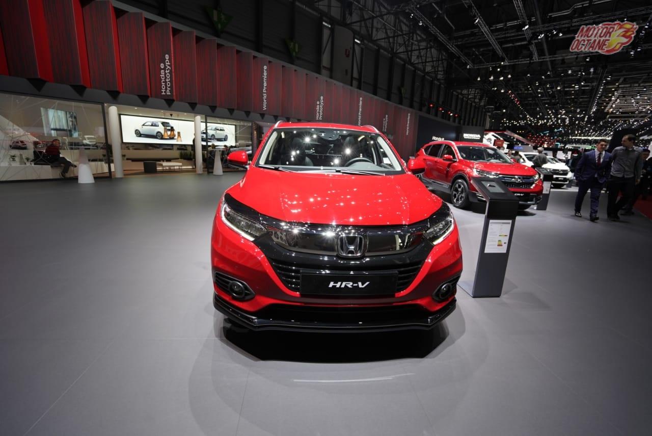 Honda HRV front