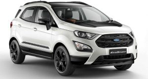 2019 Ford EcoSport Thunder edition