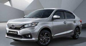 2020 Honda Amaze front