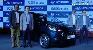 Hyundai Grand i10 Nios launched
