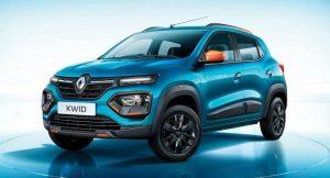 Renault Kwid Launch Facelift