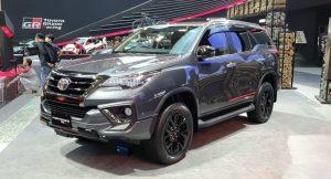 Toyota Fortuner TRD Sportivo 2019 2