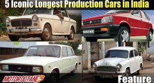 iconi prodution car