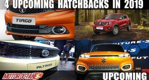 4 Upcomming Hatchback