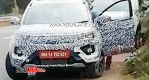 tata-nexon-2020-spied-facelift-india-bs6-testing-7