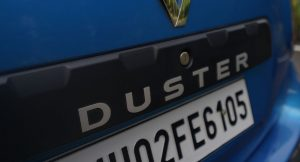 Renault Duster 2020 logo
