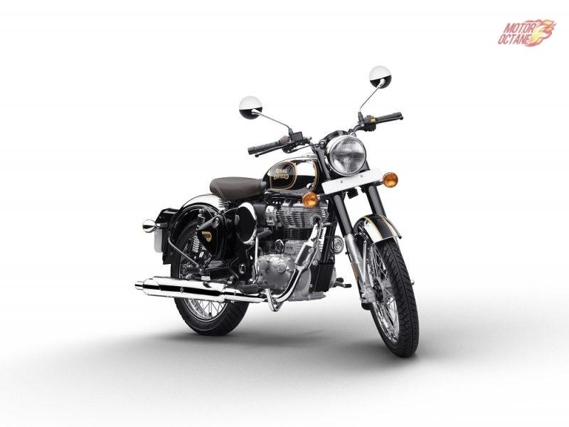 Royal Enfield Classic 350 BS6 Chrome