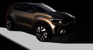 Kia compact SUV concept_1