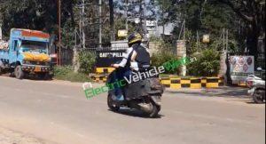 TVS-electric-scooter-TVS-Creon-side-spyshot