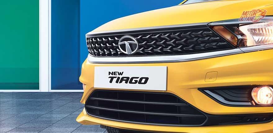 Tata Tiago 2020 BS6