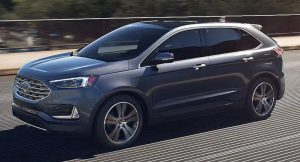Ford's mid-sized SUV