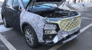 Next Generation Ford Endeavour