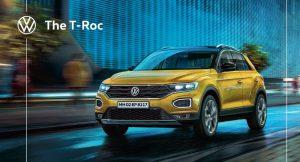 VW T-Roc Launched