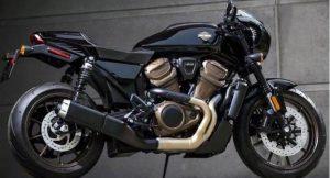 Harley-Davidson cafe-racer