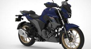 BS6 Yamaha FZS 25