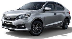 Honda Amaze 2019