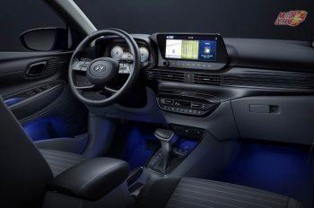 2021 Hyundai i20 Interiors
