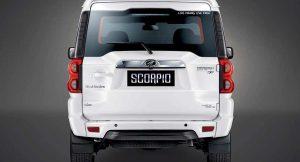 Mahindra Scorpio