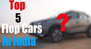 Top 5 Flop Cars