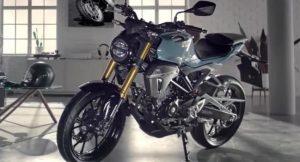 Honda CB 150R ExMotion