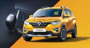 2020 Renault Triber AMT