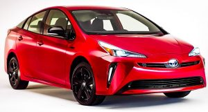 Toyota Prius anniversary edition